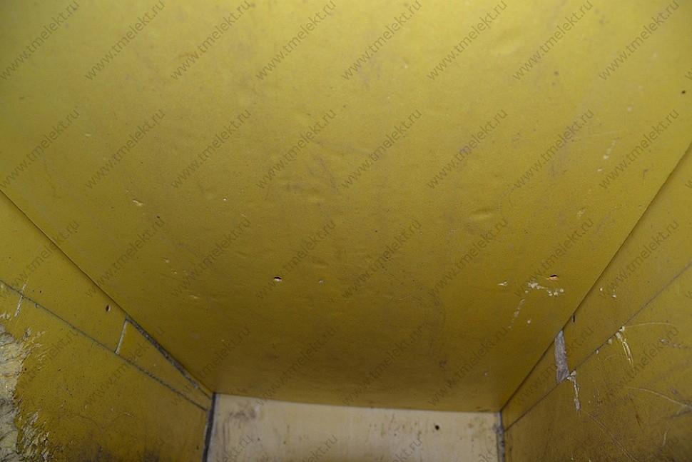 Пеноплекс на потолке выглядит как новенький